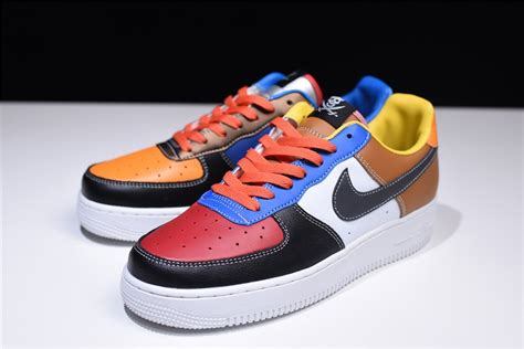 colorful air forces nike air 1 upstep quot tri color quot colorful 596728 105