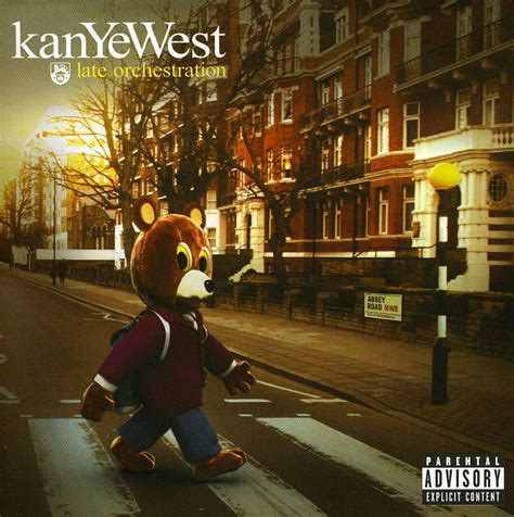 Cd Kanye West Late Registration the 16 album covers of kanye west refined