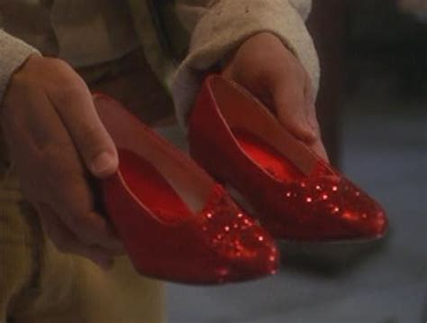 return to oz ruby slippers happily after charmed wiki for all your charmed