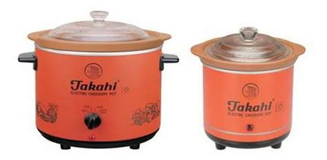 Takahi Cooker 2 4 L 1404 faith alat tempur mpasi part ii