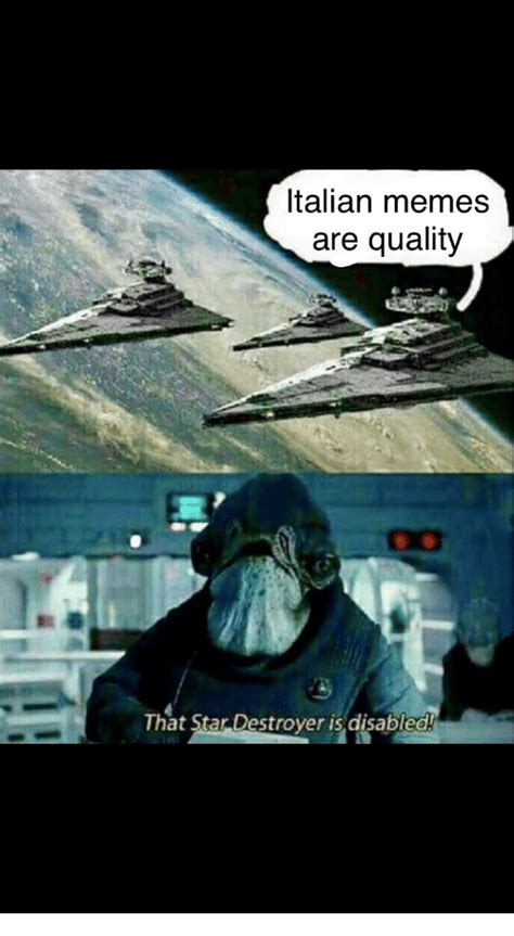 destroyer meme italian memes are quality that destroyer is disabled