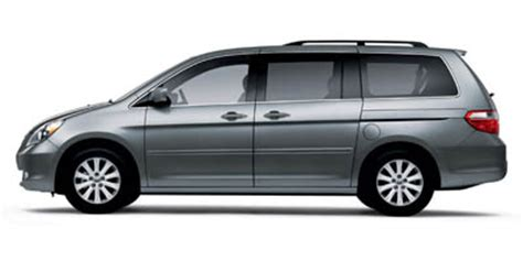 2007 honda odyssey details on prices, features, specs, and
