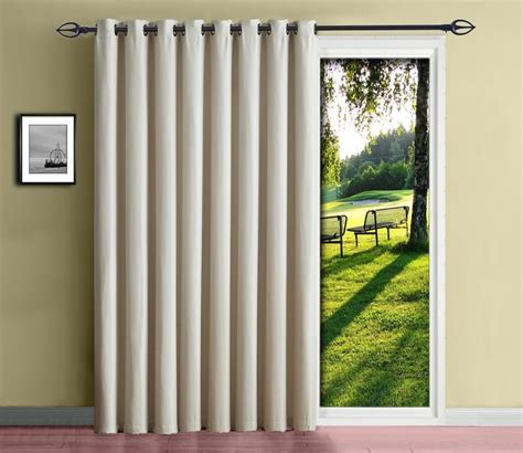 patio door panel curtains curtains door size of patio door panel curtain