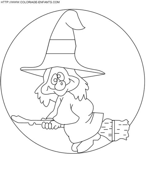 imagenes de brujas de halloween para imprimir dibujo brujas halloween a colorear paginas de dibujos