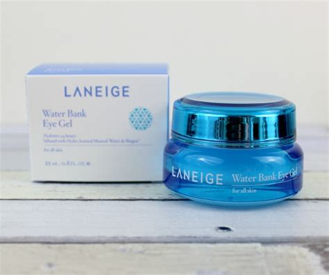 Laneige Water Bank review laneige water bank eye gel new at target hello pretty bird a and not so