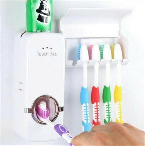 jual dispenser pasta gigi odol dan tempat sikat gigi di