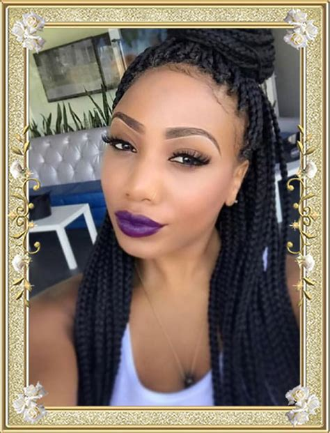 braids hairstyles for black women over 60 box braids for women over 60 pictures new box braided
