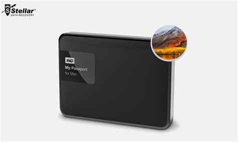 format external hard drive mac os high sierra recover wd external hard drive data on macos high sierra