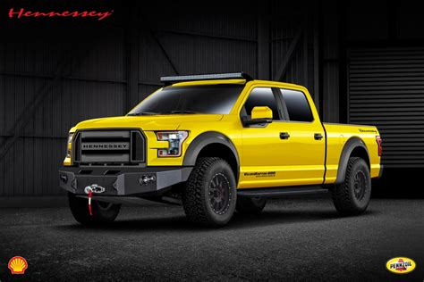 hennessey velociraptor ford f 150 official specs