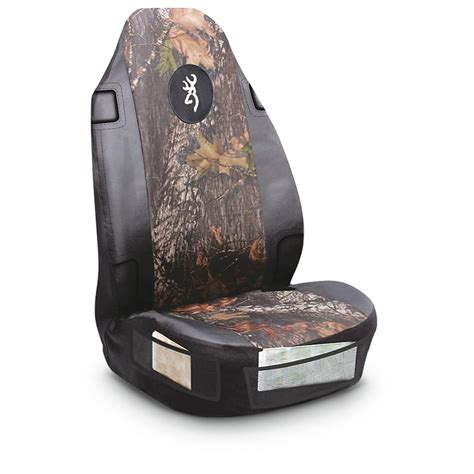 browning universal seat cover camo universal seat cover 185800 seat covers at