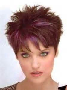 spiked hair for 60 very short spiky hairstyles for women over 60 short