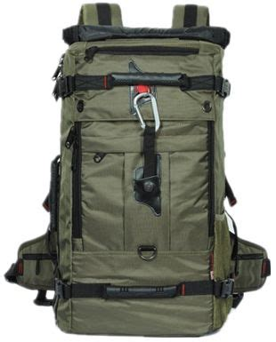 New Leisure Backpack Oxford Cloth Waterproof Army Green Intl Lzd multifunctional oxford backpack large waterproof