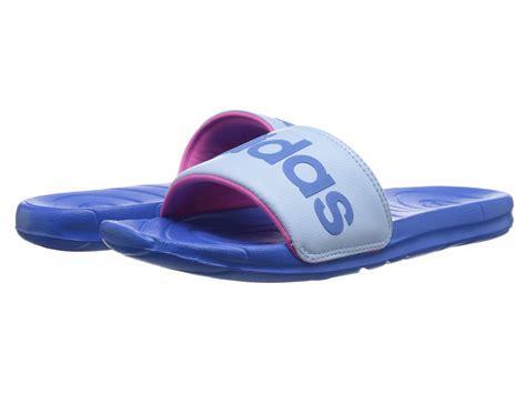 Adidas Voloomix Graphic Slides adidas voloomix sleek lg zappos free shipping both ways