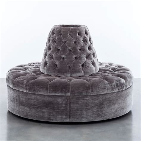circle banquette settee lobby sofa 10 best round lobby banquette sofa images on pinterest