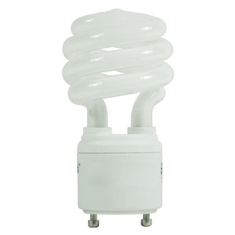 satco self ballasted l satco s8204 15 watt cfl 60w equal 2700k gu24