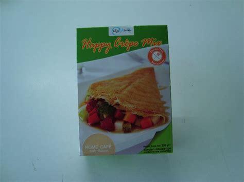 Sale Mr Food Panquick Pancake Mix Gluten Free 150gr Gluten Free Crepe Mix Products Thailand Gluten Free Crepe