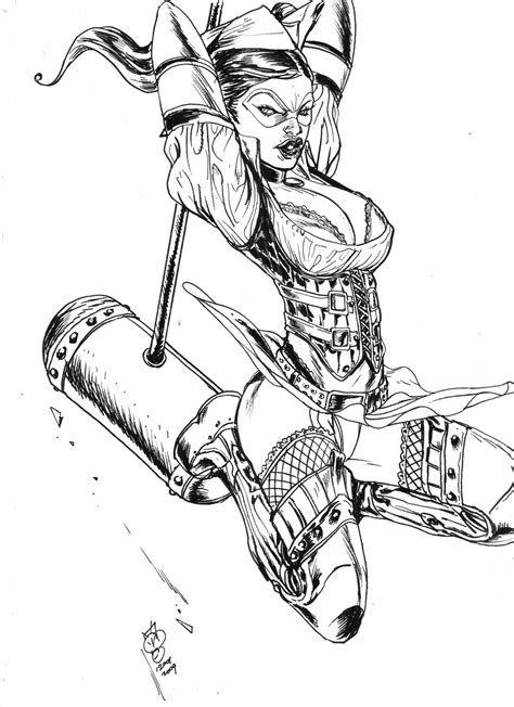harley quinn arkham knight coloring pages harley quinn arkham asylum by rocketraygun on deviantart