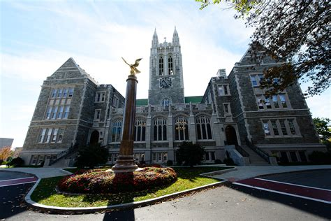 Boston College Part Time Mba Gmat by Calling All Carroll Boston Applicants 2016 Intake