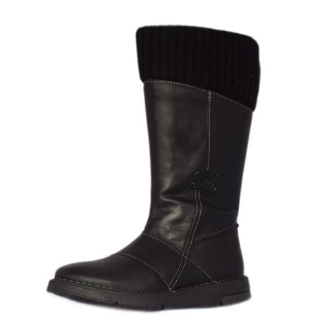 camel active balance s calf boots in