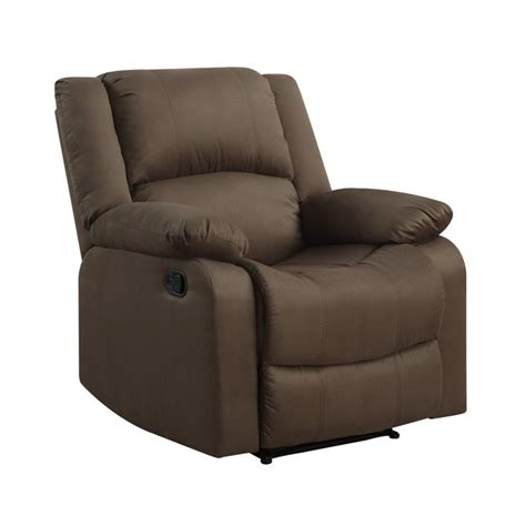 Lounger Recliner by Relax A Lounger Harrisburg Recliner In Chocolate Rr