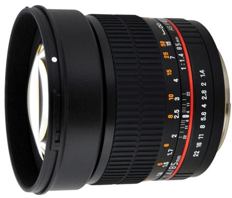 Samyang 85mm F 1 4 Canon samyang 85 mm f 1 4 if mc canon cyfrowe pl