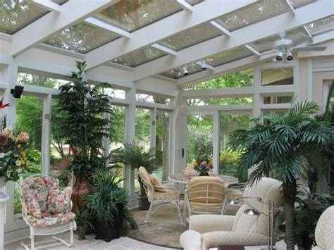Solarium, Greer, SC   Architectural Glass