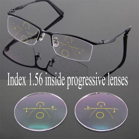 aliexpress buy 1 56 inside progressive lenses