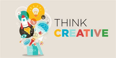 pictures of ideas how do creative people come up with great ideas