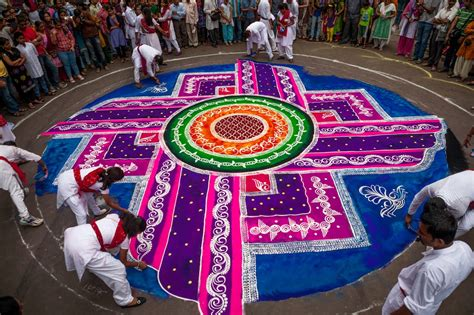 st design competition vibrant india the beautiful and ancient indian art of rangoli