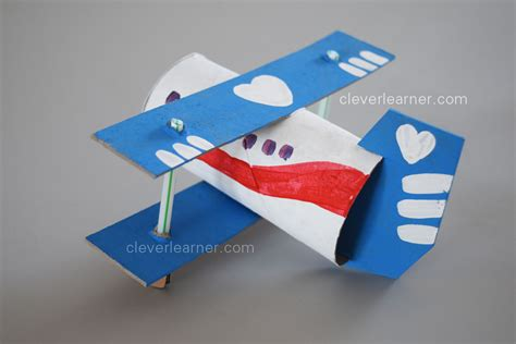paper airplane crafts for step by step of an airplane craft