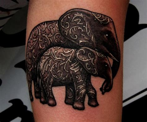 elephant tattoo kat von d 218 best inked images on pinterest cool tattoos tattoo