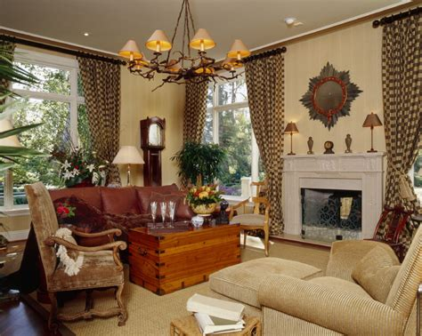 living rooms  curtains  drapes eclectic variety
