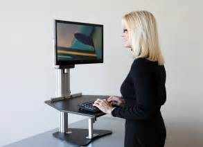 ergo desktop kangaroo height adjustable tables improve