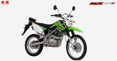 Kawasaki trail klx 150s spec modifikasi dan spesifikasi motor