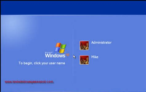 reset password in xp mode windows xp password breaker how to break xp password
