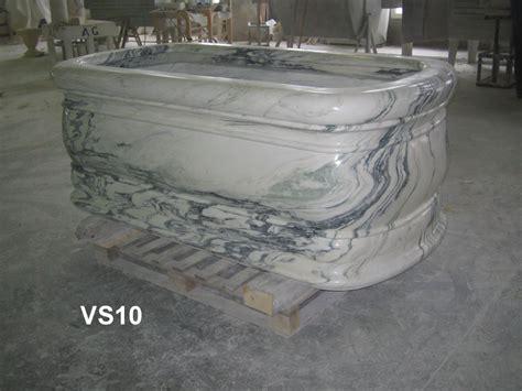 marble bathtub bathtub in marble cipollino from apuani carrara