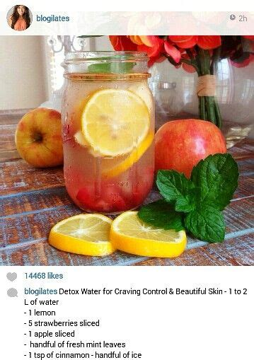 Blogilates Detox Smoothie blogilates detox water for craving and beautiful