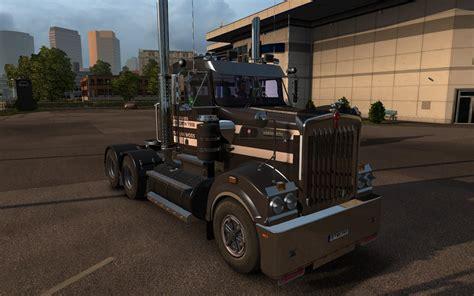 kw truck kenworth t908 v5 0 truck euro truck simulator 2 mods