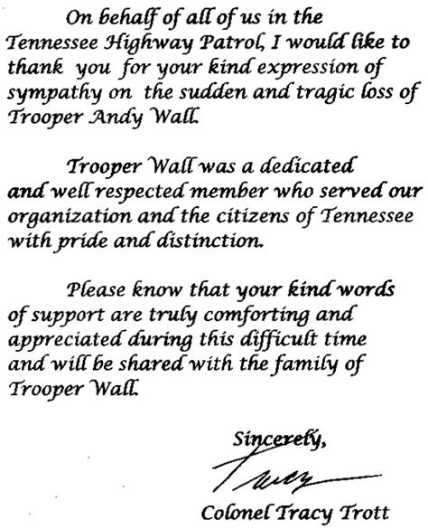 Thank You Letter To Band Testamonies Letters Sent To The Tye Band Company Bracelets Memorial Bracelets
