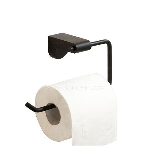 toilet paper roll holder black stainless steel wall mount toilet paper roll holders