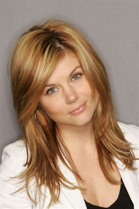 dinner hairstyle for square face 377 best images about tiffani thiessen on pinterest