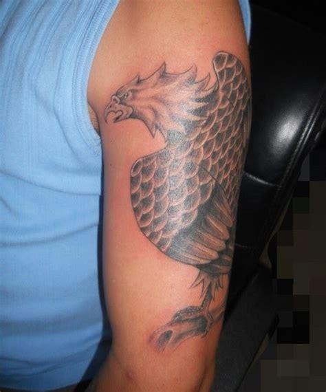 tato lambang bintang koleksi tato tato burung elang