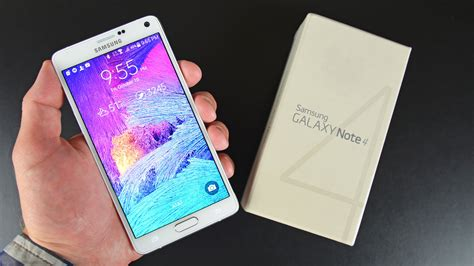 Samsung Galaxy Note 4 Review Samsung Galaxy Note 4 Unboxing Review