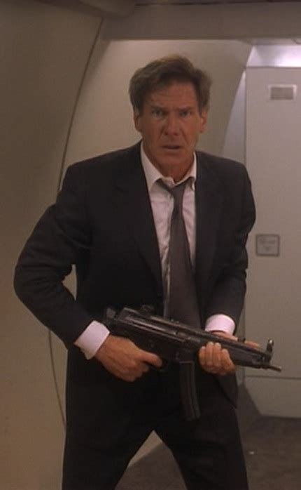 Harrison Ford President Air One Bamf Style