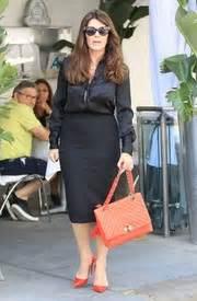 lisa vanderpump pink top with black bow lisa vanderpump style fashion looks stylebistro