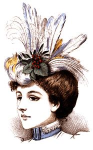 1850 To 1900 Hairstyles For Hats by Era Fashion Hats Www Pixshark Images