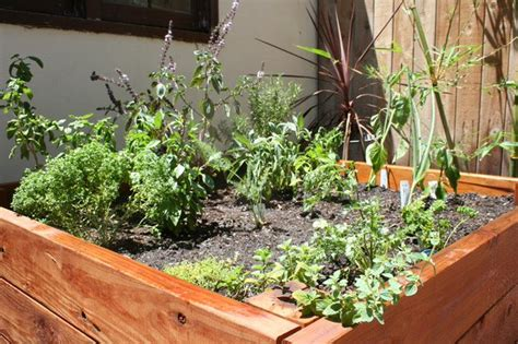 Raised Herb Garden Ideas Herb Garden Design The Garden Glove