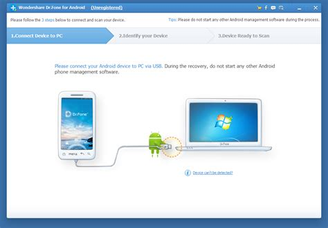 dr fone android dr fone for android version software and tutorial