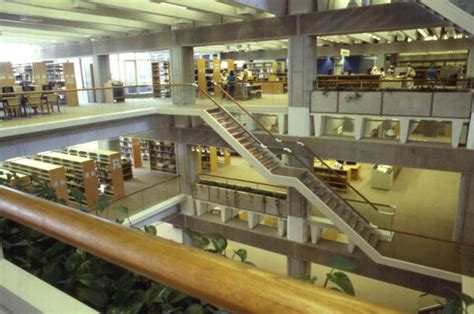 Broward County Family Court Search Florida Memory Interior View Of The Broward County Library Branch At 100 S