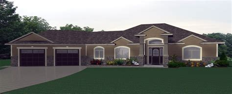 exceptional house plans with 3 car garage 9 car garage on